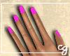 cg. Pink Nails