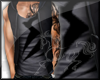 Bolt sleeveless hoody