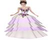 *HC* Lavender Gown