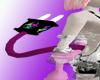purple rave plug tail
