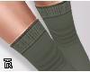 ❥ Rll Long Socks.Ov.