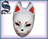 [S]White Fox Mask