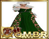 QMBR Christmas Gown 7