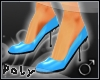 Stilettos .m. [blue]