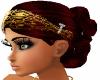Red Princess Hair