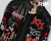 R. Patches jacket BL