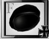 M/F PVC beret ^ Lyr