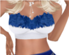 Country Blues Top