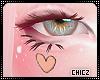 Cz!!Heart Paint face2