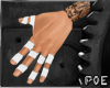 !P Taped White Fingers