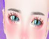 Blue eyes >