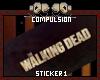 [S] TWD Sticker 1