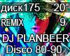 DJ PLANBEER Disco 9