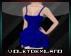 CELESTE BLUE DRESS