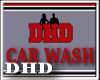 DHD Car Wash Sign