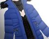 Layerable - blue coat