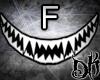 Disturbing Female Smile