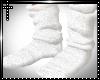 *R*White Socks