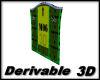 3D-MirrorCoatRack