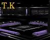 T.K Purple Rock Couch