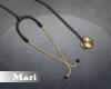 !M! Gold Stethoscope