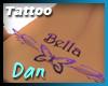 Dan| Tattoo Back Bella