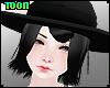 T! BLK Hat Hair