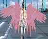 pretty Pink Wings