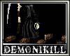 Reaper Coffins DJ Light