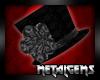 CEM Silver Gothlace Hat