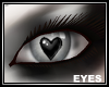 Jester Gray Heart Eyes