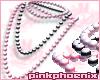 Soc Pink1/2/Black Pearls