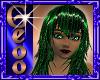 Geoo Starlight Green Blk