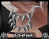 ♛ Goth Baby Earrings