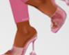 Shine Heels Pink