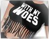 B: WithMyWoes Tee | Med