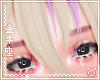 ♉ Blo/Lila Bangs