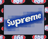 Blue Supreme Headband