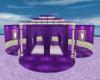 Purple Reception Hall