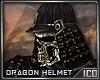 ICO Dragon Helmet M