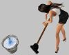~NT~Mop & Bucket Anim.