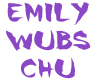 Emily Wubs Chu