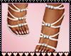 Lil Lace Heels