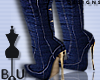 Jean Blace Boots Xtra