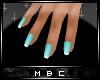 Aqua French Manicure S