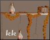 [kk] Autumn Rain Shelf