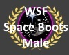 wsf spaceBoots Male