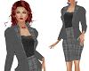 TF* Classy plaid Suit