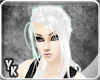 [YK] Masiel white hair m