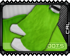 [c] Monster Boots Green